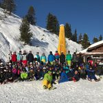 Bild Skifahrt 2018
