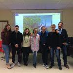 Italien Delegetation mit Koordinatorin Pina